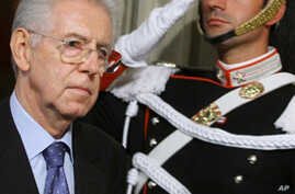 Mario Monti to Lead Italy's New Government