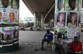 Nigerians Prepare for Nationwide Elections on April 2
