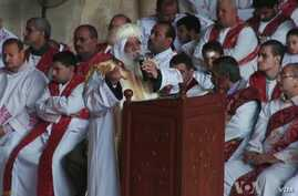 Egypt's Christians Look Ahead after Religious Violence