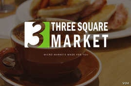 A screenshot of the website of Three Square Market, also known as 32M, the Wisconsin company that is offering to microchip its employees, enabling them to open doors, log onto their computers and purchase break room snacks with a simple swipe of the