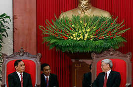 At Party Congress, Lao Communists Maintain Status Quo