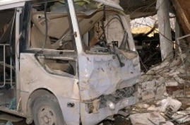 Explosions Rock Northern Syrian City, 28 Dead, 235 Wounded