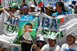 Former Madagascar President Calls for AU to Help Lift Restrictions