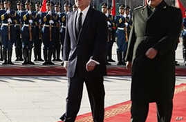 New US-China Defense Talks Planned, But No 'Strategic Dial