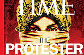 Time Names 'The Protester' Person of the Year