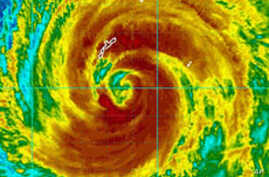 China, Japan Brace for Super Typhoon