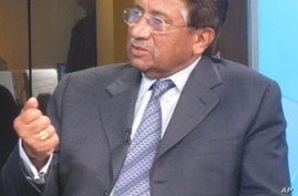Musharraf Calls Karzai Remarks on US-Pakistani Conflict 'Preposterous'