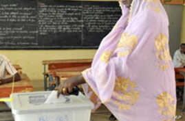 Niger Holds Runoff Presidential Election