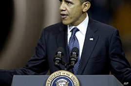 Obama Touts US Economic Gains