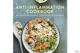 "Amanda Haas wrote ""The Anti-Inflammatory Cookbook"" at the suggestion of her doctor, who noted that her ailments were all forms of inflammation in her body. (Credit: Erin Kunkel)"