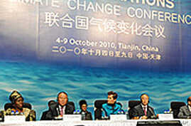 China Climate Change Meeting Aims to Change What Happened Last Time