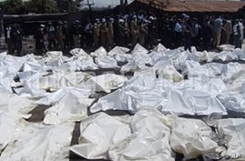 National Mourning Declared for Victims of Congo Explosion