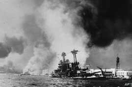 70th Anniversary of Pearl Harbor Approaches