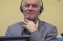 Mladic Refuses to Offer Plea to War Crimes Charges