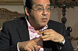 Egyptian Activist Nour Presses For More Rights in Political Process