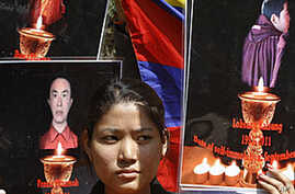 Tibetan Exile Administration Reports More Protest Immolations
