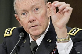 Dempsey Takes Over as Top US Military Officer
