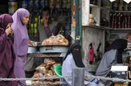Residents in Eastleigh, a Nairobi neighborhood known for its densely Somali population.