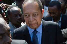Haiti's Duvalier Leaves Port-au-Prince Hospital