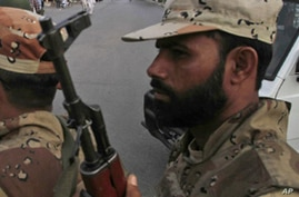 Pakistan Boosts Security in Violence-Plagued Karachi
