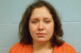 A police mugshot of Adacia Chambers, provided by Stillwater Police Department, Oct. 24, 2015.