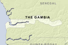 Gambia&#39;s government has often been accused of harsh treatment of journalists.<br>