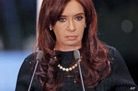 Argentinian President Diagnosed with Thyroid Cancer