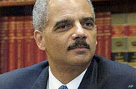 U.S. Attorney General Eric Holder (undated photo)