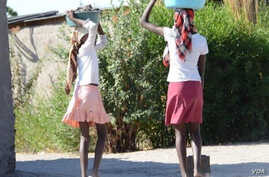PEPFAR says adolescent girls and young women disproportionally affected by HIV/AIDS. (Credit: PEPFAR)