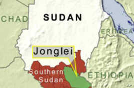 Sudan's North and South Agree on Referendum Laws