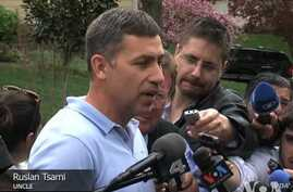 Uncle Speaks Out About Boston Bombing Suspects