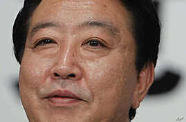 Noda Elected Japan's New Prime Minister