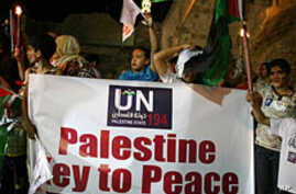 Analysts: Palestinian UN Bid Likely to Fail