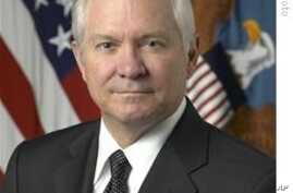 Gates: US Effort Not On Hold During Afghan Election Dispute