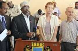 British Couple Released by Somali Pirates
