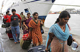 India, Sri Lanka Resume Ferry Services After 30 Years