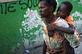 US Health Experts Warn Haiti Could Face Repeated Cholera Outbreaks