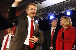 Tea Party Movement Scores Key Wins in US Elections