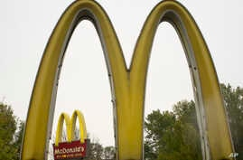 FILE - McDonald's has ended its Olympic sponsorship deal three years early. The International Olympic Committee says confidential financial terms of the immediate separation were agreed to.
