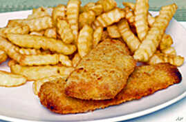 The consumption of fried fish could contribute to an increased risk of stroke.