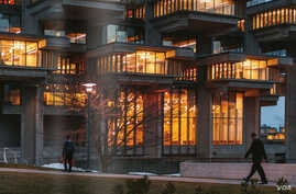 A photo from the University of Massachusetts-Dartmouth's website shows one of the school's buildings (umassd.edu).