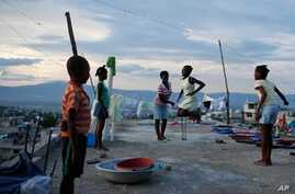 Violence Obstructs Resettlement for Haiti Quake Victims