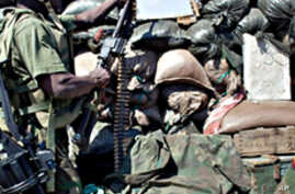 New African Standby Force Faces First Test