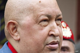 Chavez Calls Doctor Who Said He Has 2 Years to Live a Liar