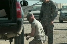 US Soldiers Close Bases, Head Out of Iraq