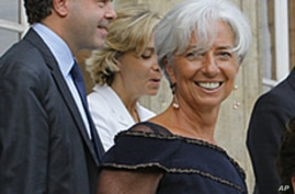 New IMF Chief Widely Respected