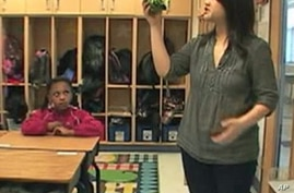 US School Tries to Build Healthier Food Culture
