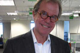 Nicholas Negroponte is co-founder of the MIT Media Lab and the guiding light behind 'One Laptop Per Child'.