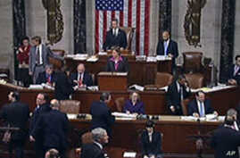 US Congress' Popularity at All-Time Low