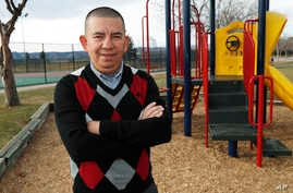 Pedro H. Gonzalez, the bi-vocational Denver pastor and board member of Colorado Family Action, poses for a photograph in Clement Park in Littleton, Colo, Dec. 15, 2018.
